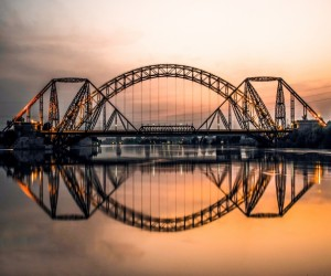 Lansdowne Bridge (Cantilever Bridge) Sukkur