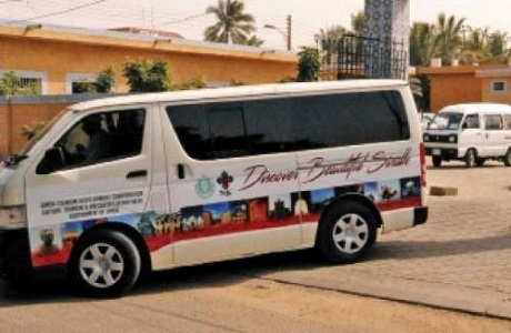 STDC Van Service