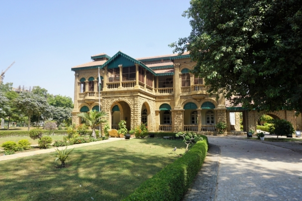 Quaid-e-Azam House (Flag Staff House), Karachi