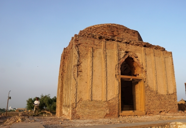 Tomb of Sister Fateh Khan